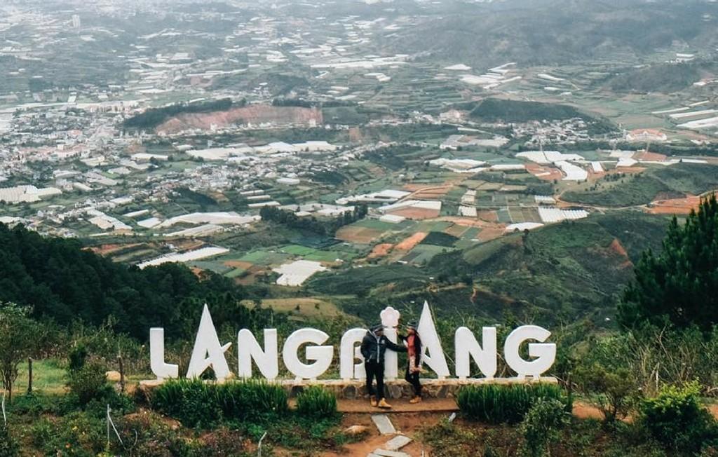 Tour du lịch Đà Lạt 1 ngày 1 đêm langbiang