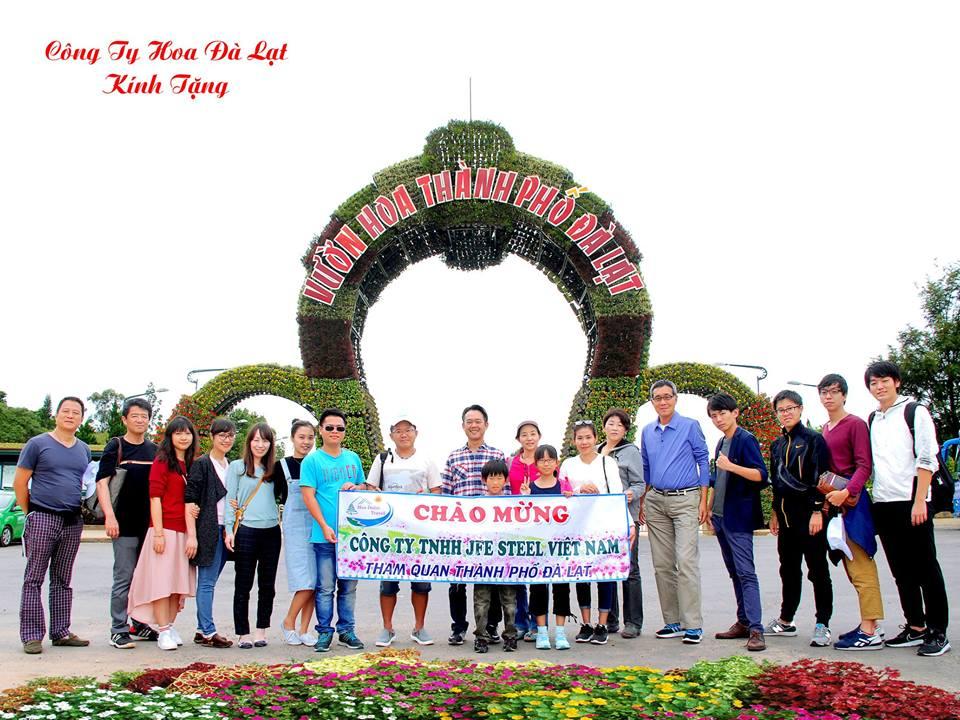 Tour Đà Lạt hè 2019