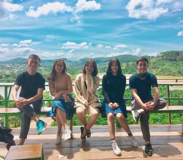 Tour quán cà phê Mê Linh Đà Lạt
