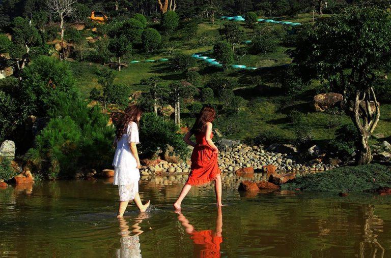 Que Garden Đà Lạt địa điểm check in tuyệt vời cho du khách