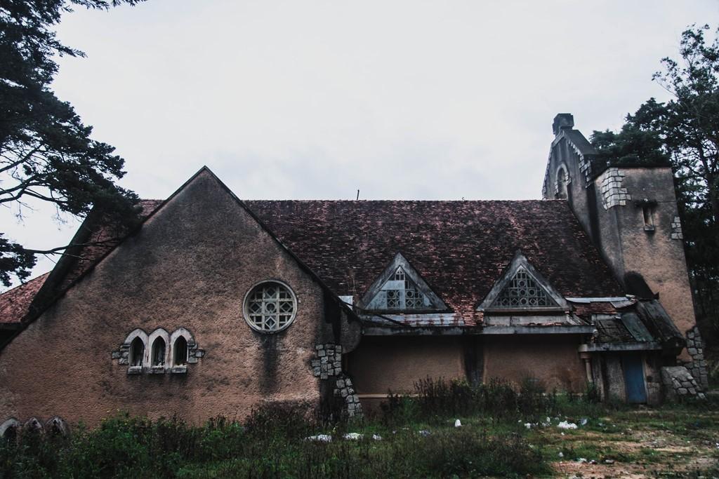 nhà ma tại Đà Lạt