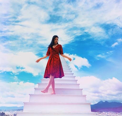 Nấc thang lên thiên đường có gì