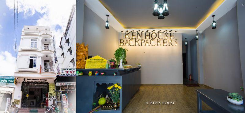 Khách sạn Ken's house Backpackers Đà Lạt