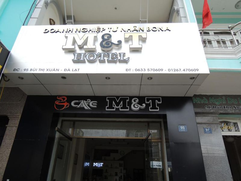 Khách sạn M&T Đà Lạt