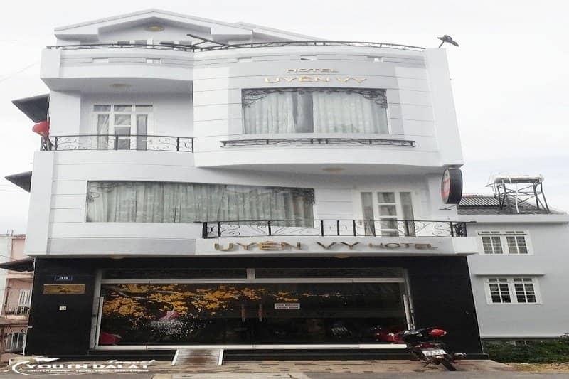 Khách sạn Hải Quyên Đà Lạt