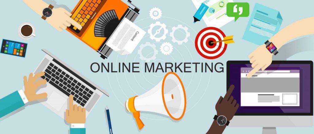 chạy marketing online