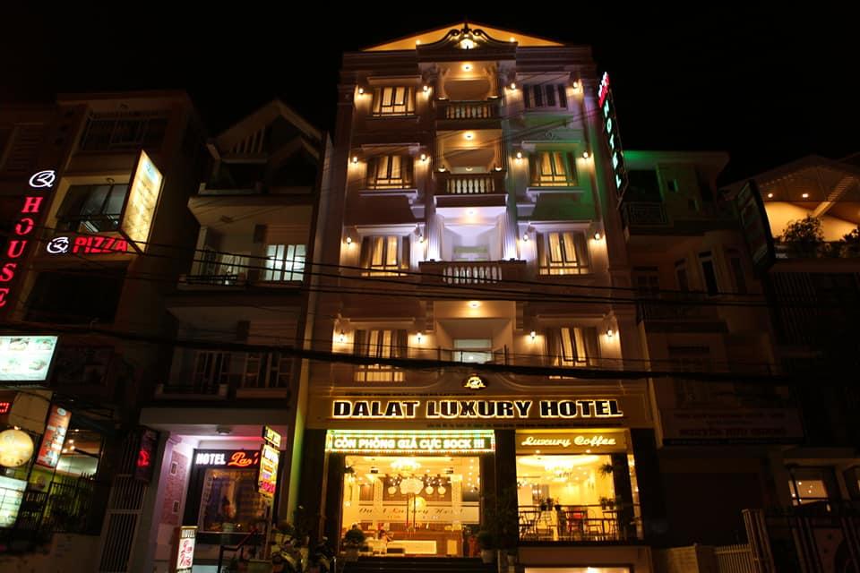 Khách sạn Đà Lạt Luxury 2 sao Đà Lạt