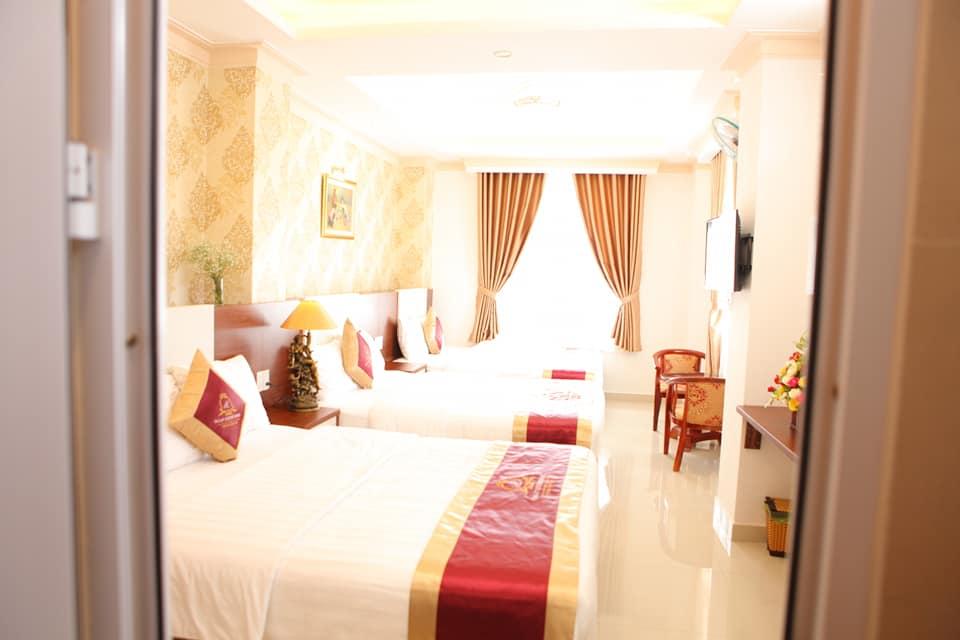 Khách sạn Đà Lạt luxury 2 tại Đà Lạt