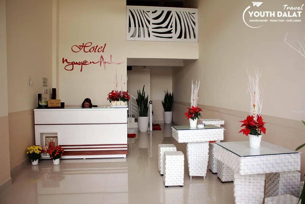 Khách sạn Ngọc Nguyên Anh Đà Lạt 2 sao
