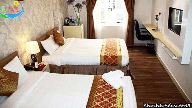 Khách Sạn Arapang Đà Lạt