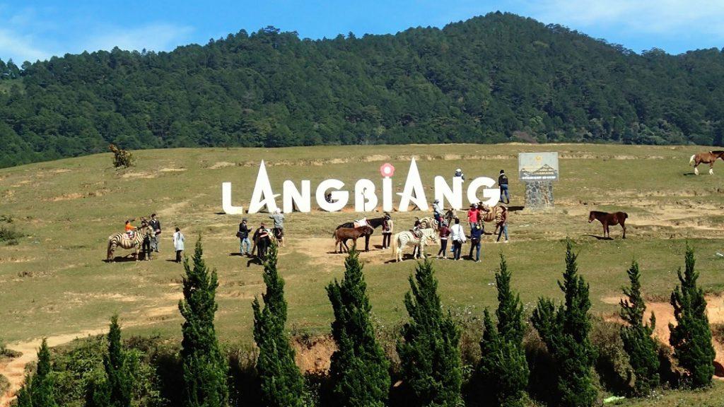 Tour 2 ngày 1 đêm núi Langbiang