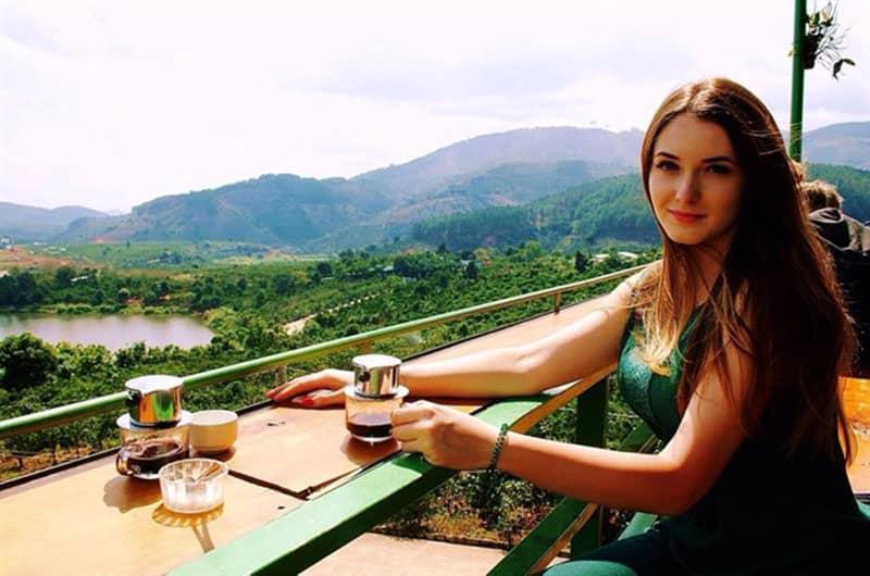 Mê Linh Coffee Garden