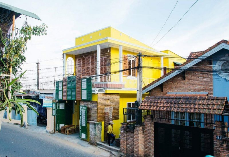 house for homestay