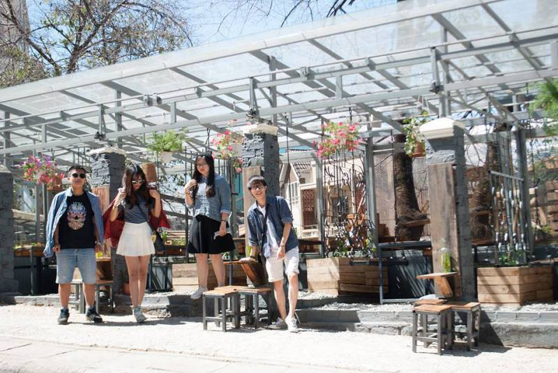 cafe view đẹp Đà Lạt