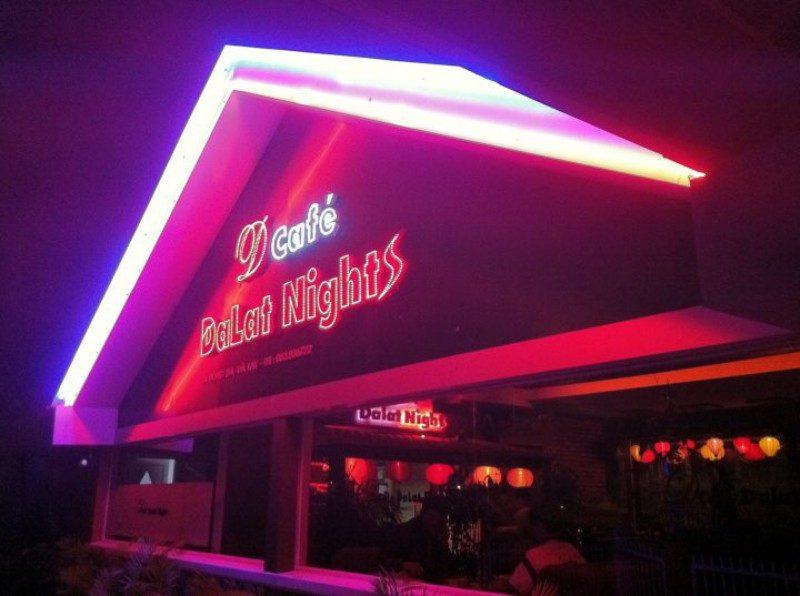Dalat Night view đẹp Đà Lạt