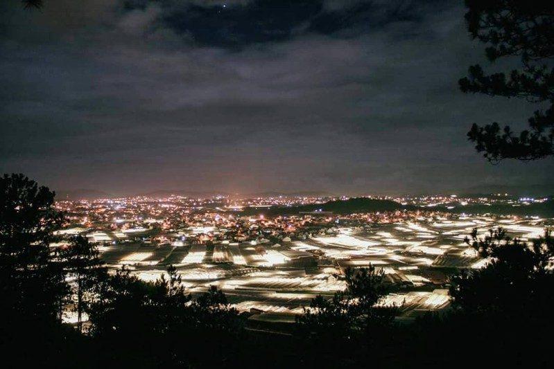 Panorama Đà Lạt