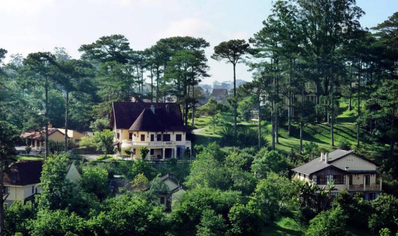 Resort Ana mandara villas Đà Lạt