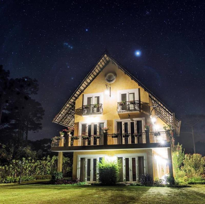 Resort Bình an villas Đà Lạt
