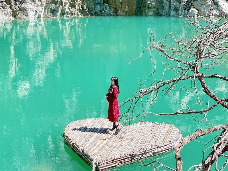 tuyệt tình cốc hồ đẹp ở Đà Lạt