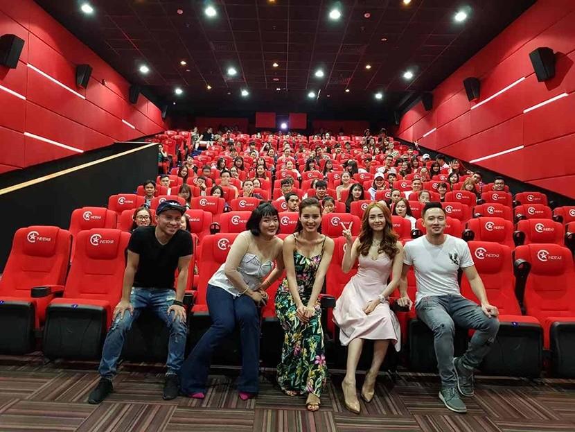 rạp chiếu phim cinestar đà lạt