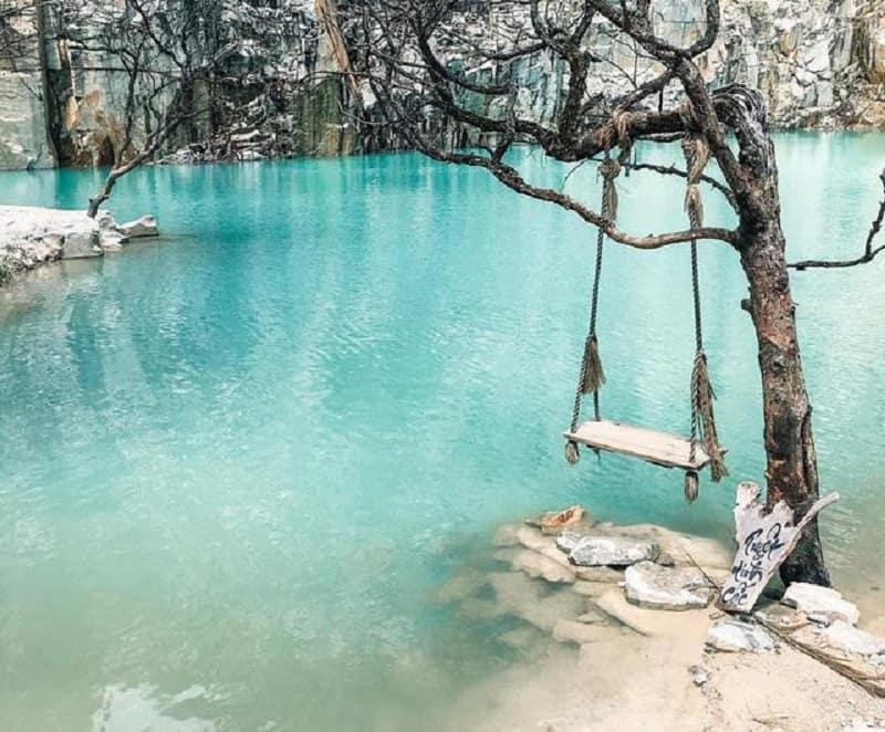 hồ tại đà lạt