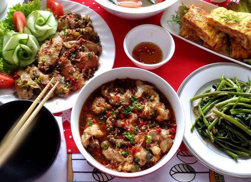 cơm trưa ngon Đà Lạt