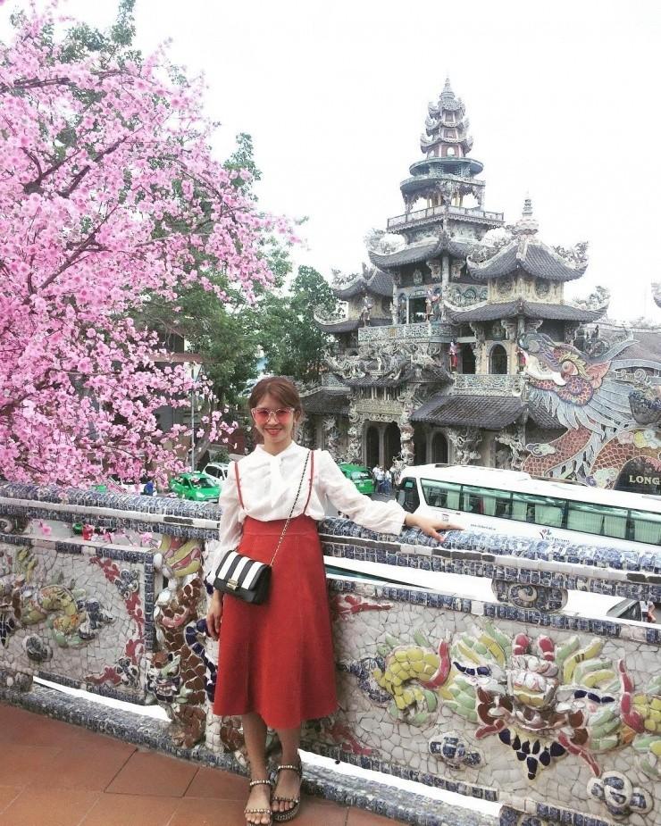 bảo tàng Chùa Linh Phước