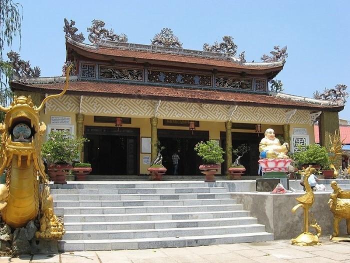 Kiến trúc chùa Linh ẩn tự