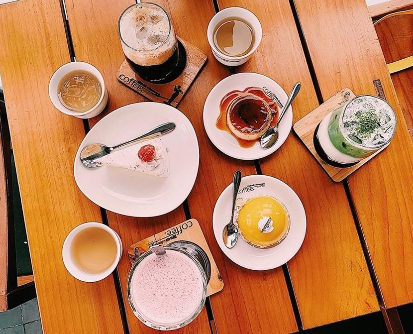 quán cà phê view đẹp Đà Lạt