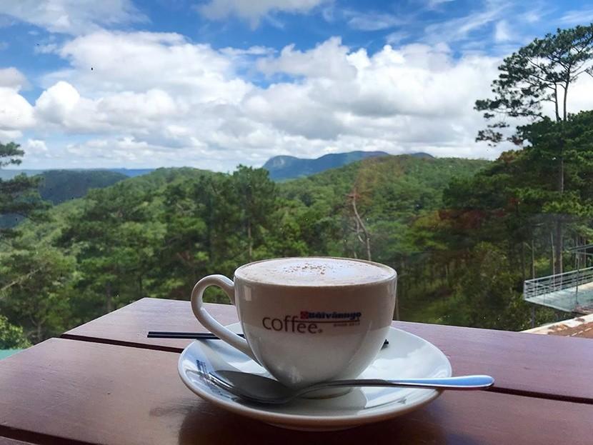 quán coffee view đẹp tại Đà Lạt