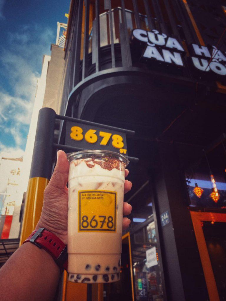 8678 Trà sữa Đà Lạt