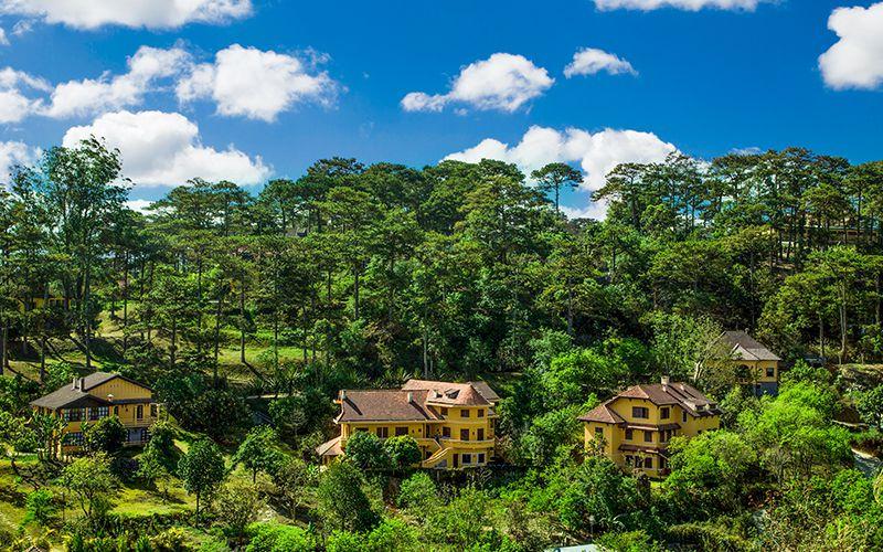 ana mandara resort Đà Lạt