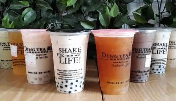 Ding tea Đà Lạt