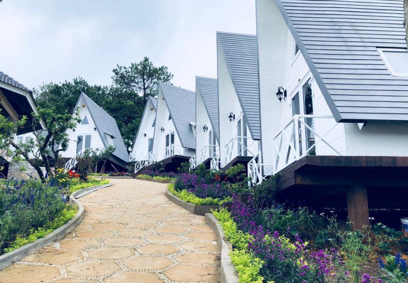 Lâm Phượng Cát Hill homestay Đà Lạt