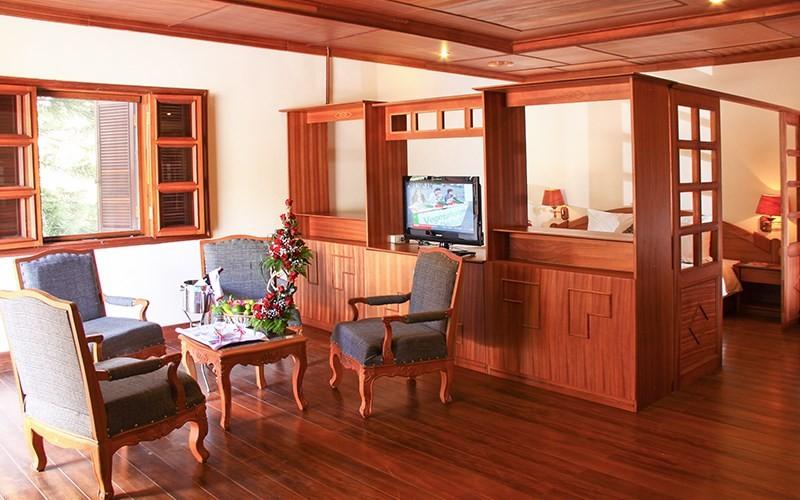 Monet Garden Villa resort ở Đà Lạt