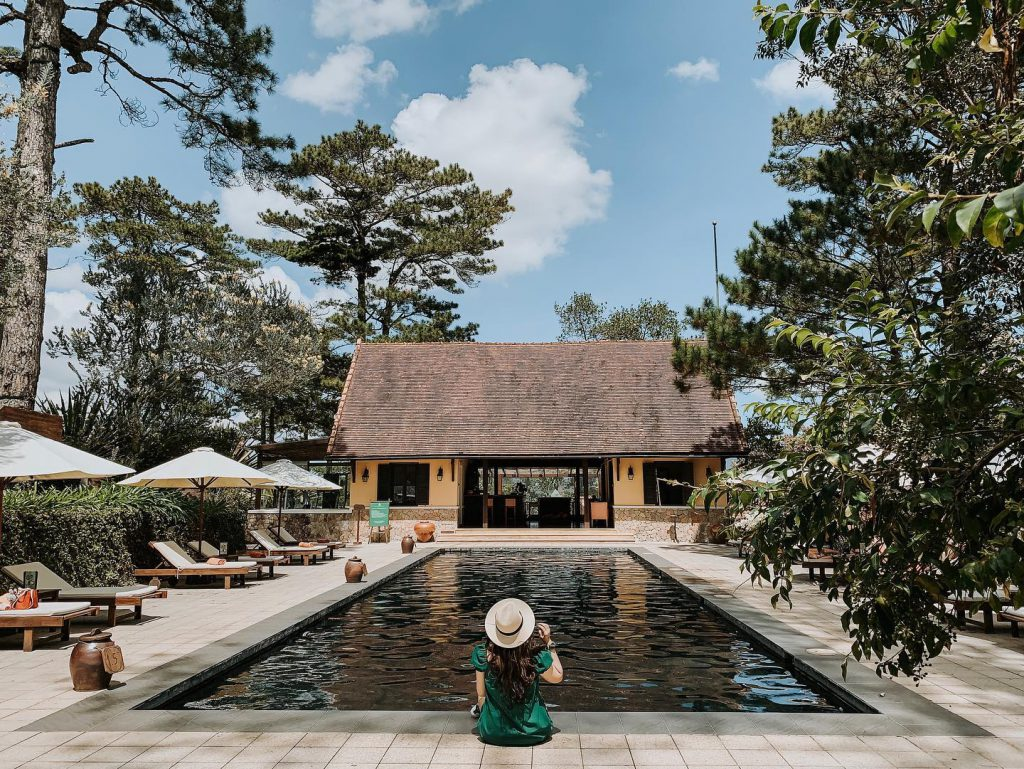 ana mandara villas Đà Lạt