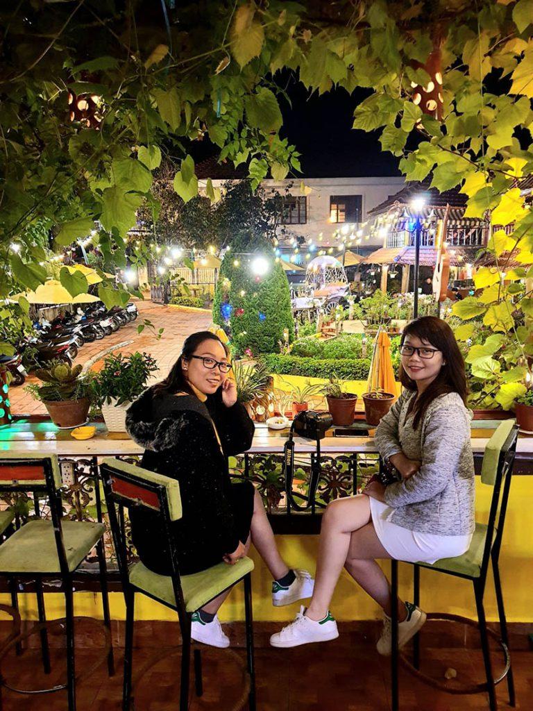 memory cafe acoustic Đà Lạt