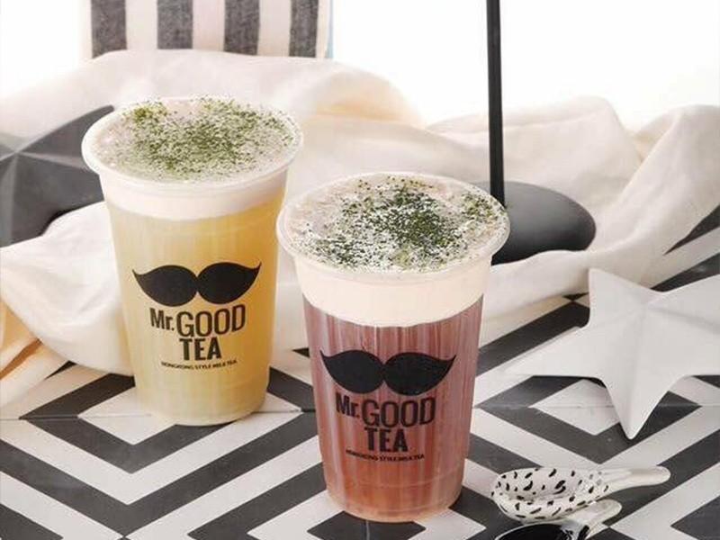Trà sữa Mr good tea Đà Lạt
