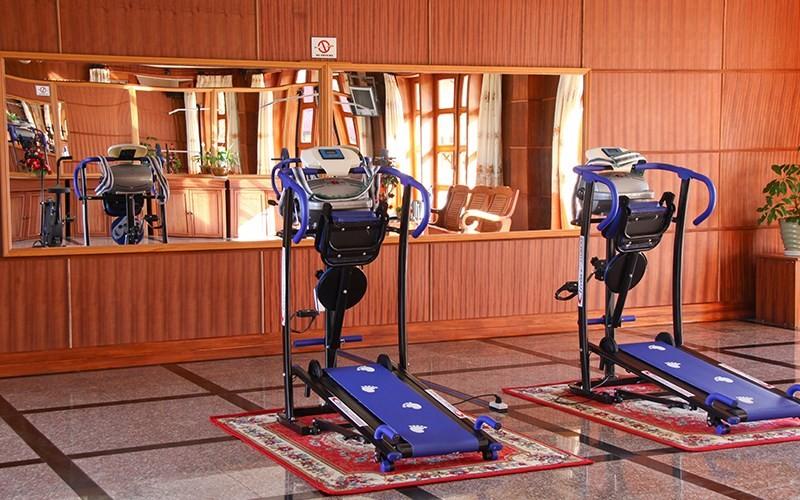 phòng gym Monet Garden Villa Đà Lạt