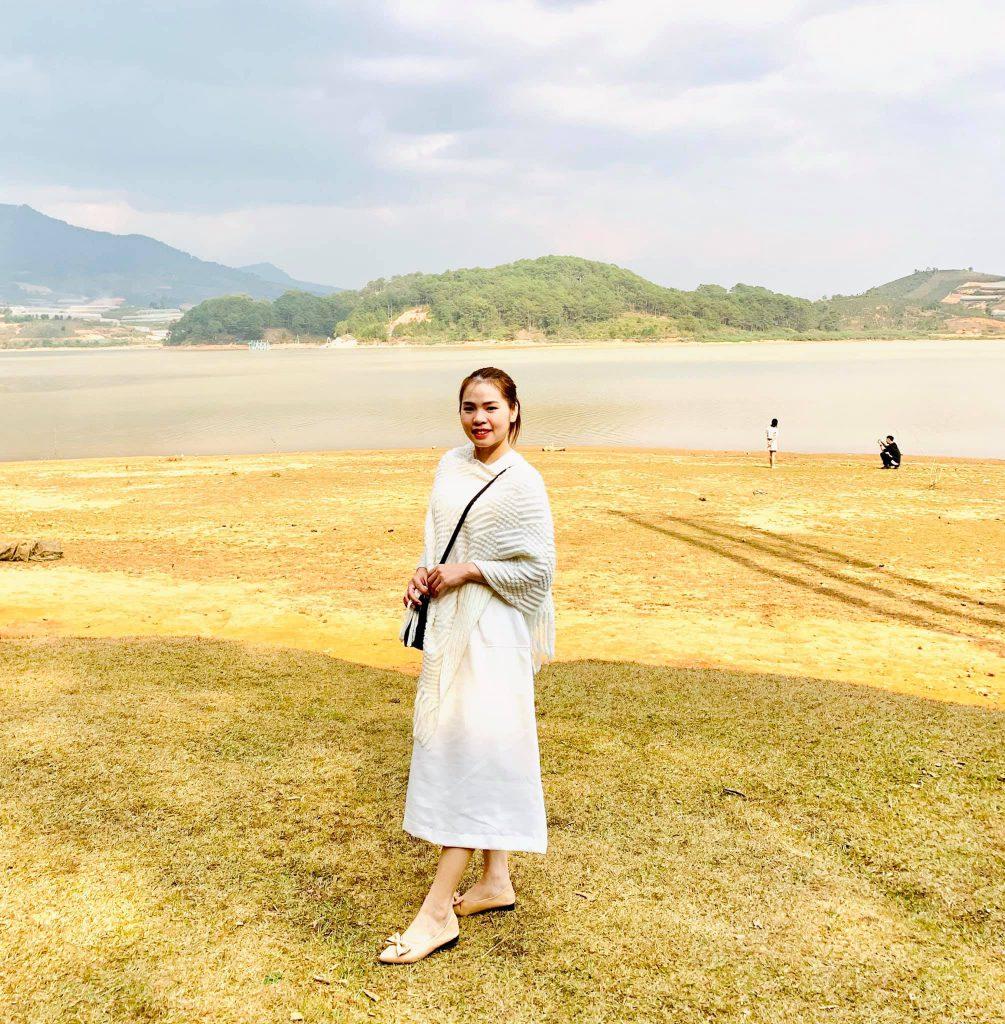 Hồ Dankia suối vàng Đà Lạt