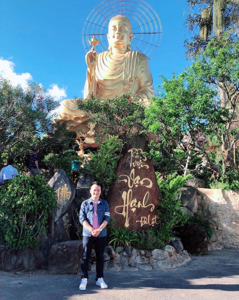 chùa Đà Lạt đẹp nhất
