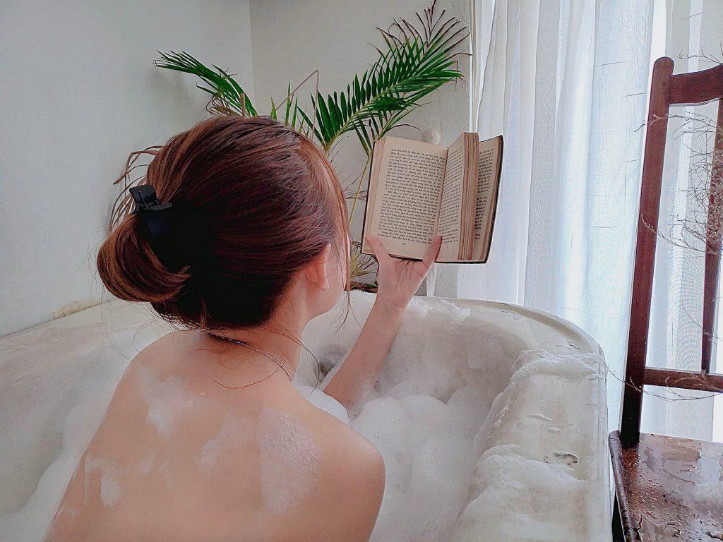 homestay Đà Lạt có bồn tắm