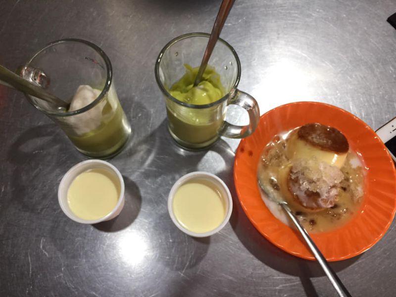 kem bơ Thanh Thảo ở Đà Lạt