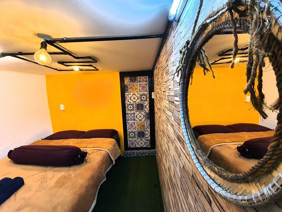 phòng tại wine valley homestay