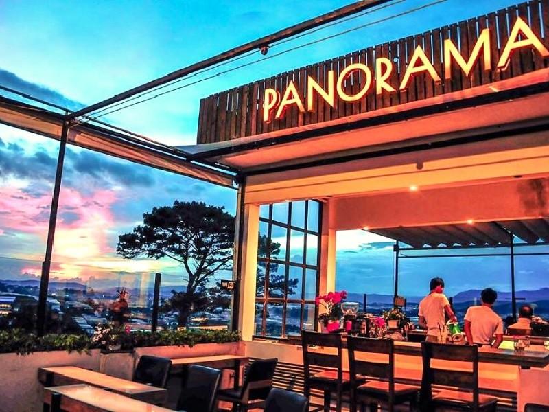 quán cafe săn mây  Panorama