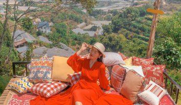 view đẹp ở thung lũng mây Đà Lạt