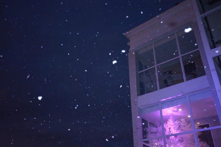 Đà Lạt có tuyết rơi sự thật
