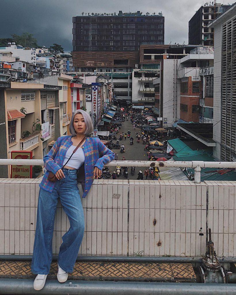 chụp hình Hồng kong tại Đà Lạt